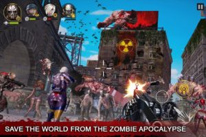 تصویر محیط DEAD WARFARE: Zombie v2.5.0.28 + data