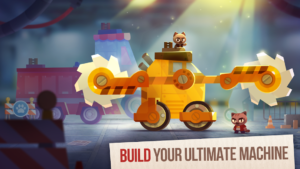 تصویر محیط CATS: Crash Arena Turbo Stars v2.26.1