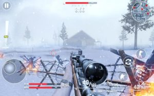 تصویر محیط Call of Sniper WW2: Final Battleground v3.1.4