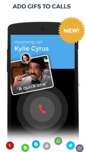تصویر محیط Contacts, Phone Dialer & Caller ID: drupe v3.046.00023-Rel