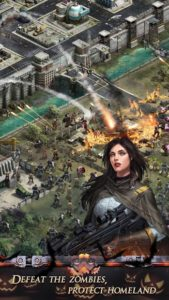 تصویر محیط Last Empire – War Z: Strategy v1.0.276 + data