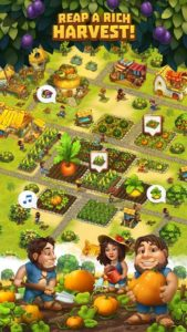 تصویر محیط The Tribez: Build a Village v12.7.1