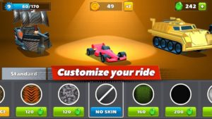تصویر محیط Crash of Cars v1.5.00 + data