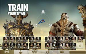 تصویر محیط Dawn of Titans – Epic War Strategy Game v1.33.1 + data