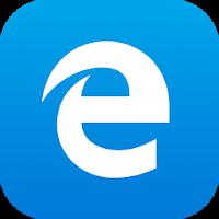 نرم افزار مرورگر مایکروسافت برای اندروید آیکون
