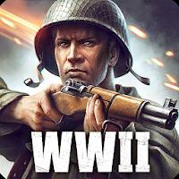 بازی قهرمان های جنگ جهانی سبک تیراندازی آیکون