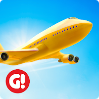 بازی مدیریت شرکت هواپیمایی آیکون