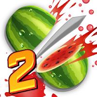 بازی تکه تکه کردن میوه ها توسط نینجا ها آیکون