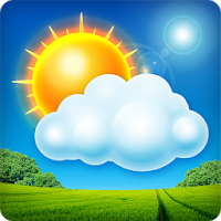 نرم افزار نمایش وضعیت آب و هوا با جزئیات آیکون