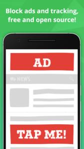 تصویر محیط Adguard Content Blocker v4.0.48