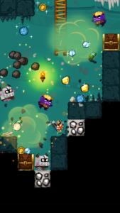 تصویر محیط Pocket Mine 3 v9.1.0