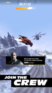 تصویر محیط Fast & Furious Takedown v1.8.01 + data