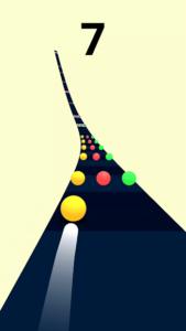 تصویر محیط Color Road v3.20.1