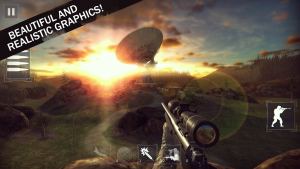 تصویر محیط Sniper Extinction v1.00025 + data
