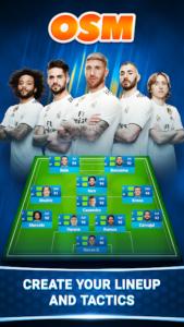 تصویر محیط Online Soccer Manager (OSM) v3.5.4.3