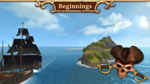 تصویر محیط Ships of Battle Age of Pirates v2.6.25 + data