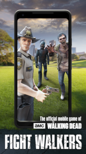 تصویر محیط The Walking Dead Our World v8.2.2.3