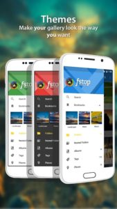 تصویر محیط F-Stop Gallery Pro v5.2.6 build 4