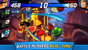 تصویر محیط Fruit Ninja Fight v2.3.0