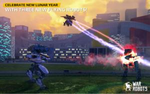 تصویر محیط War Robots v5.3.0 + data
