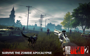 تصویر محیط Into the Dead 2 v1.27.0 + data