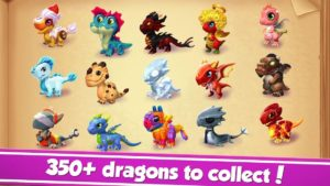 تصویر محیط Dragon Mania Legends v5.2.2a