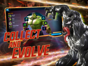 تصویر محیط MARVEL Strike Force v3.4.2