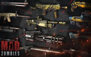 تصویر محیط MAD ZOMBIES : Free Sniper Games v5.19.0