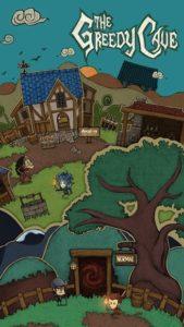 تصویر محیط The Greedy Cave v2.5.11