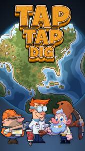 تصویر محیط Tap Tap Dig – Idle Clicker Game v1.9.6