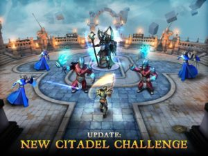 تصویر محیط Dungeon Hunter 5 – Action RPG v5.3.0f