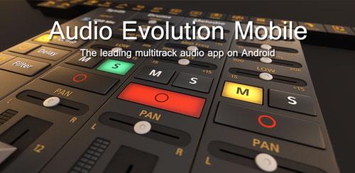 Audio Evolution Mobile Studio v4.9.8.3