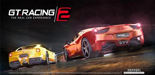 GT Racing 2: The Real Car Exp v1.5.9g + data