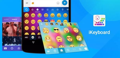iKeyboard – emoji,emoticons v4.8.2.4042