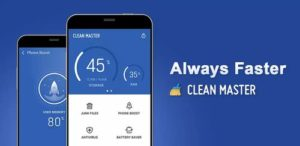 تصویر محیط Clean Master- Space Cleaner & Antivirus v7.2.3
