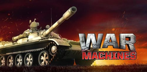 War Machines: Free Multiplayer Tank Shooting Games v4.4.1
