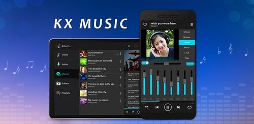 KX Music Player pro v1.7.8