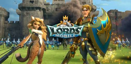 Lords Mobile v2.23 + data