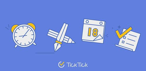 TickTick: To Do List with Reminder, Day Planner v5.5.0.2