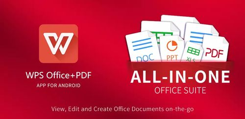 WPS Office – Word, Docs, PDF, Note, Slide & Sheet v14.0