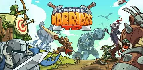 Empire Warriors TD: Defense Battle (Tower Defense) v0.8.8