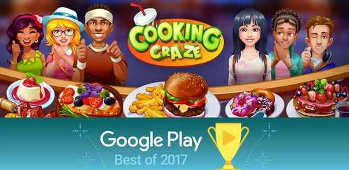 Cooking Craze – A Fast & Fun Restaurant Chef Game v1.45.0