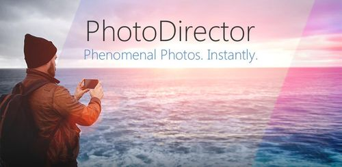 PhotoDirector Photo Editor App v8.1.0 build 70080102