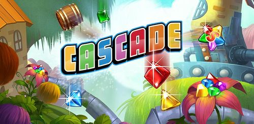 Cascade: Jewel Matching Adventure v2.3.7