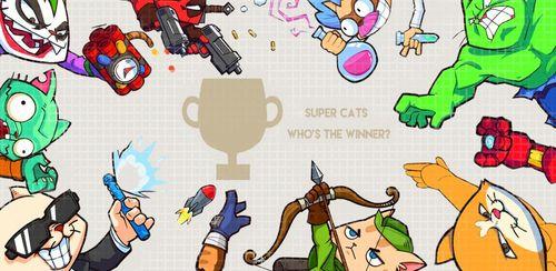 Super Cats v1.0.53 + data