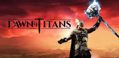 Dawn of Titans – Epic War Strategy Game v1.38.0 + data