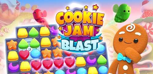 Cookie Jam Blast – Match & Crush Puzzle v5.40.104