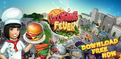 Cooking Fever v7.0.1