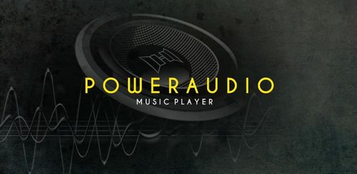 PowerAudio Pro music player v7.2.2