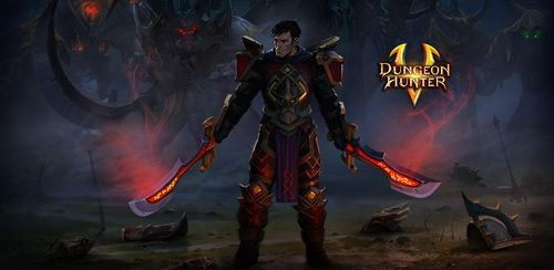 Dungeon Hunter 5 – Action RPG v5.0.0q
